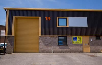 Thumbnail Light industrial to let in Unit 19 Drewitt Industrial Estate, 865 Ringwood Road, Bournemouth