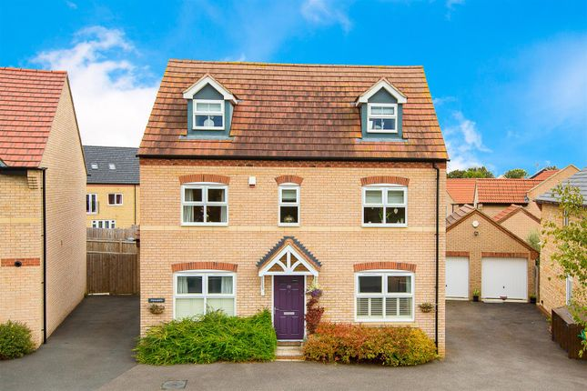 Thumbnail Detached house for sale in Cranford Road, Burton Latimer