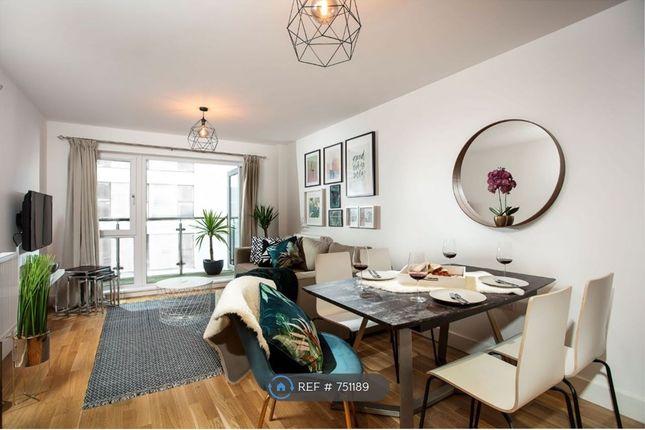 Living Room of Trinity Street, Plymouth PL1