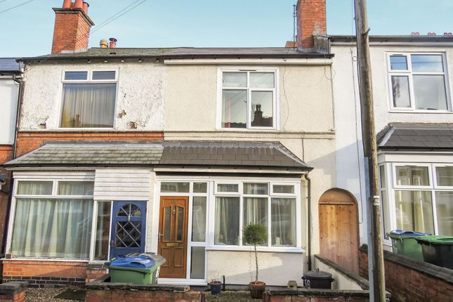 Thumbnail Terraced house for sale in Pargeter Road, Bearwood, Smethwick