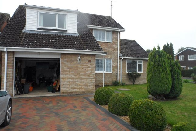 Thumbnail Detached house to rent in Ramworth Way, Aylesbury