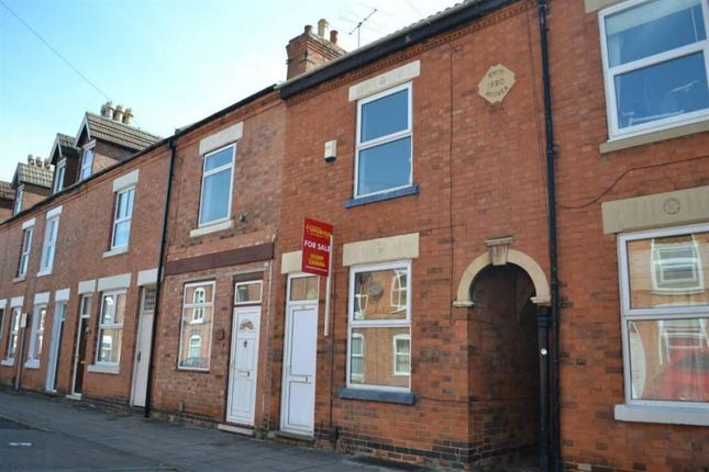 Thumbnail Terraced house to rent in Paget Street, Loughborough