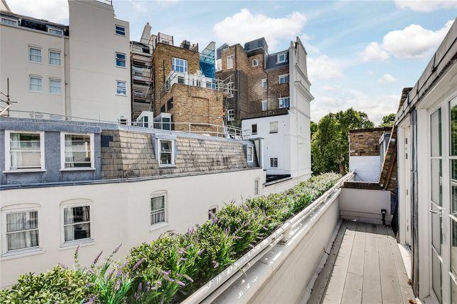 Balcony of Clareville Street, South Kensington, London SW7