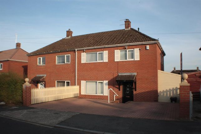 Thumbnail Semi-detached house for sale in Millground Road, Withywood, Bristol