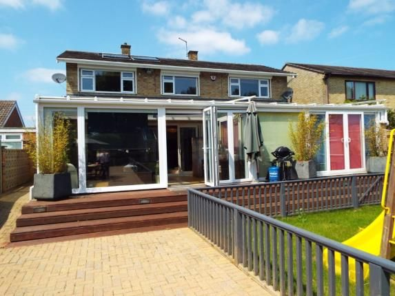 Thumbnail Detached house for sale in Hellesdon, Norwich, Norfolk