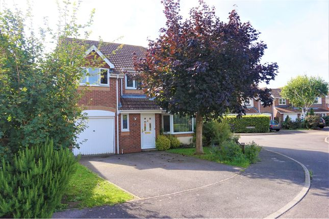 Thumbnail Detached house for sale in Churchwood Drive, Chichester