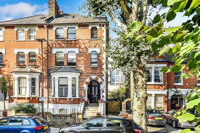 Thumbnail Maisonette for sale in Thorney Hedge Road, Chiswick, London