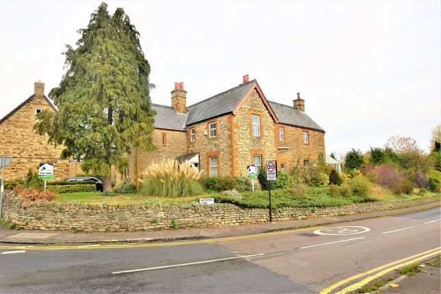 Thumbnail Detached house for sale in High Street, Collingtree, Northampton