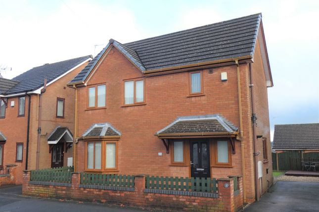 Thumbnail Semi-detached house to rent in Riley Avenue, Stoke-On-Trent