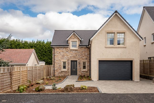 Thumbnail Detached house for sale in Pitdinnie Road, Cairneyhill, Dunfermline