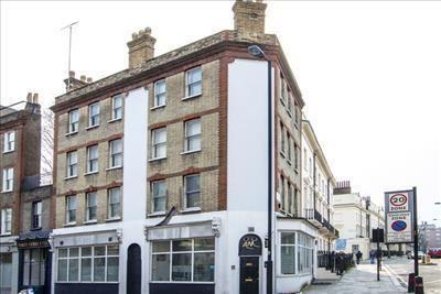 Thumbnail Office for sale in Kings Cross Road, London