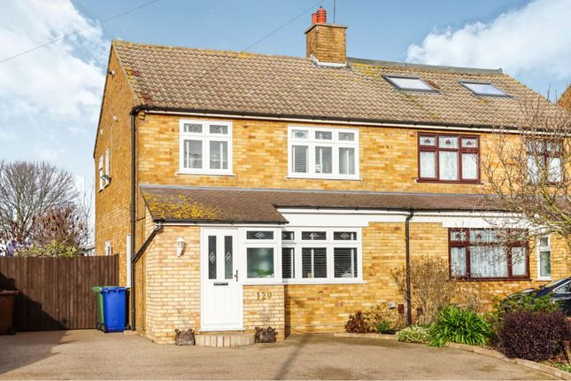 Thumbnail Semi-detached house for sale in Abbotts Drive, Stanford-Le-Hope