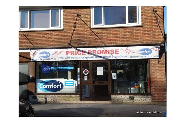 Thumbnail Retail premises to let in New Road 147A, West Parley