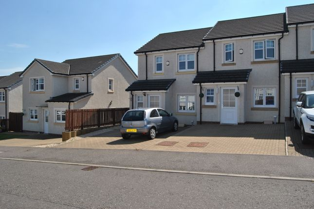 Thumbnail Terraced house for sale in Delaney Wynd, Cleland