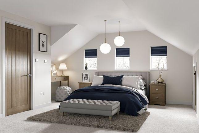 CGI Of Master Bedroom