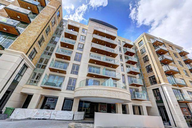 Thumbnail Flat for sale in Regatta Lane, London