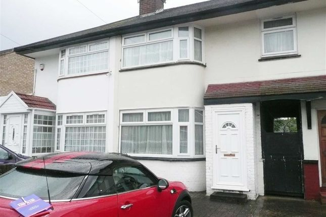 Thumbnail End terrace house to rent in Bower Way, Cippenham, Berkshire