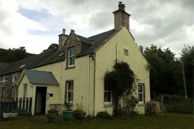 Thumbnail End terrace house for sale in Newe Avenue, Strathdon, Aberdeenshire