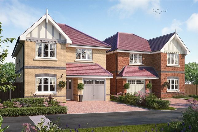 Thumbnail Detached house for sale in Queen's Place, Fairfax Close, Caversham
