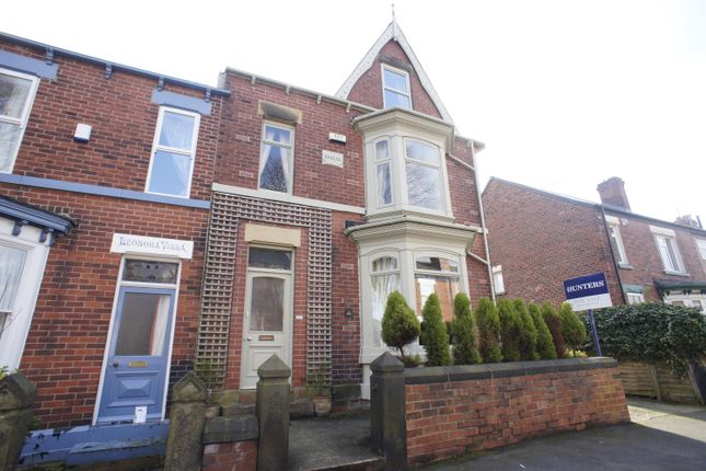 Thumbnail Semi-detached house for sale in Bromwich Road, Woodseats, Sheffield