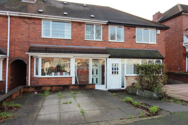 Thumbnail Terraced house for sale in Sterndale Road, Great Barr