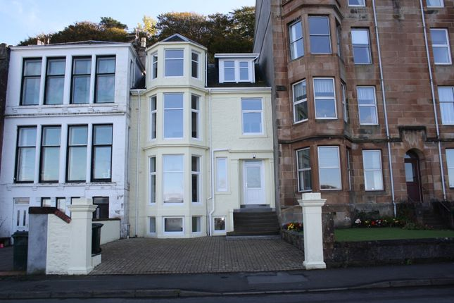 Thumbnail Flat for sale in 19 Battery Place, Rothesay, Isle Of Bute