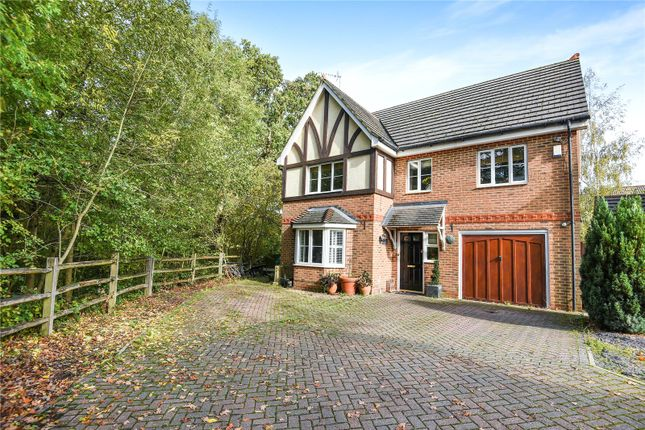 Thumbnail Detached house for sale in Wood End, Chineham, Basingstoke, Hampshire
