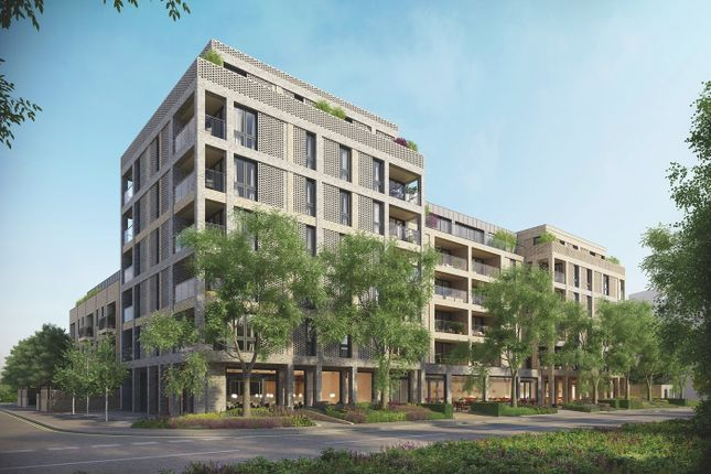 Thumbnail Flat for sale in 24-28 Quebec Way, London