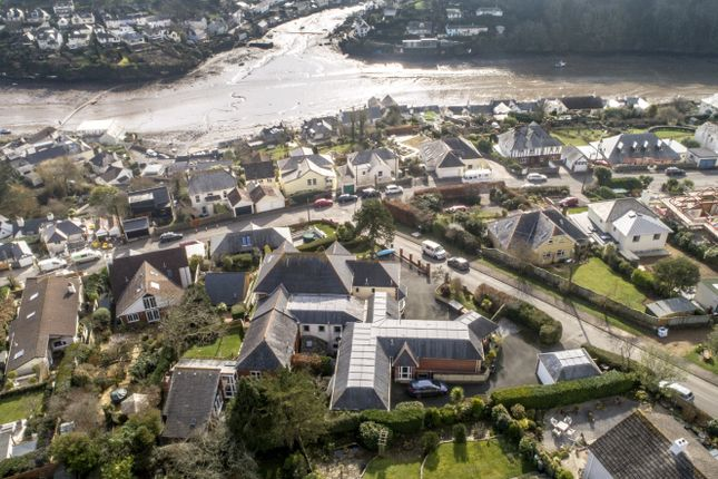 Thumbnail Link-detached house for sale in Yealm Road, Newton Ferrers, South Devon.