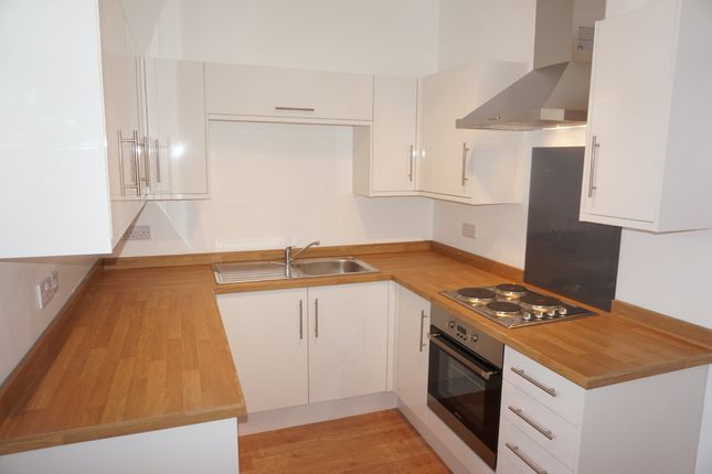 Thumbnail 2 bed flat to rent in West Bars, Chesterfield