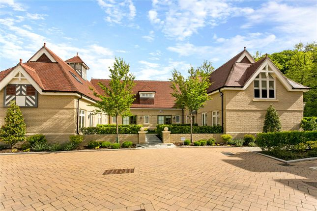 Thumbnail Terraced house for sale in The Stables, Glen Island, Taplow, Maidenhead