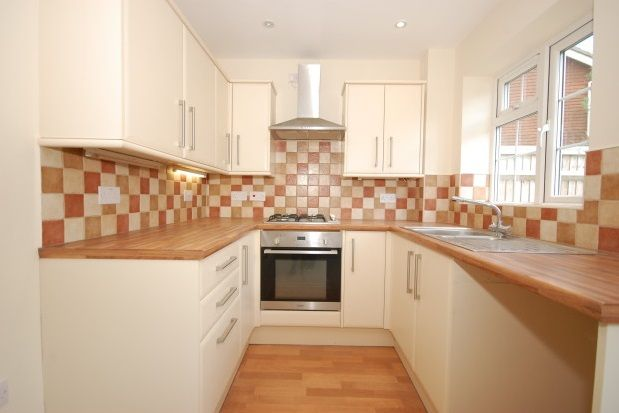 Thumbnail Terraced house to rent in Warburton Close, Uckfield