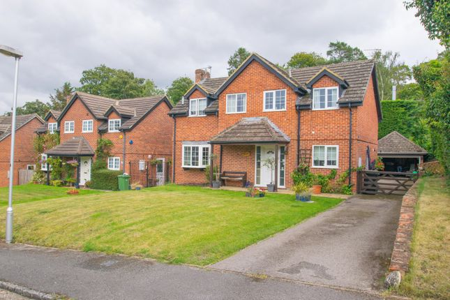 Thumbnail Detached house for sale in Penny Piece, Goring, Reading