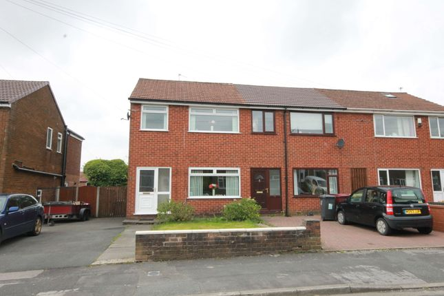 Thumbnail Semi-detached house to rent in Lower House Walk, Bromley Cross, Bolton, Lancs