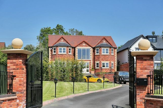 Thumbnail Detached house for sale in Patchetts Close, Grantham Road, Bottesford, Nottingham