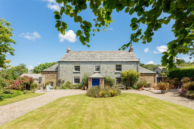 Thumbnail Detached house for sale in St. Kew, Nr Wadebridge, North Cornwall