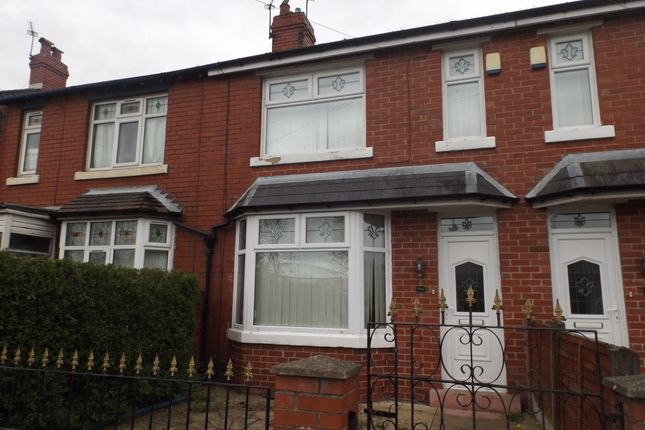 Thumbnail Terraced house to rent in Katherine Street, Ashton-Under-Lyne