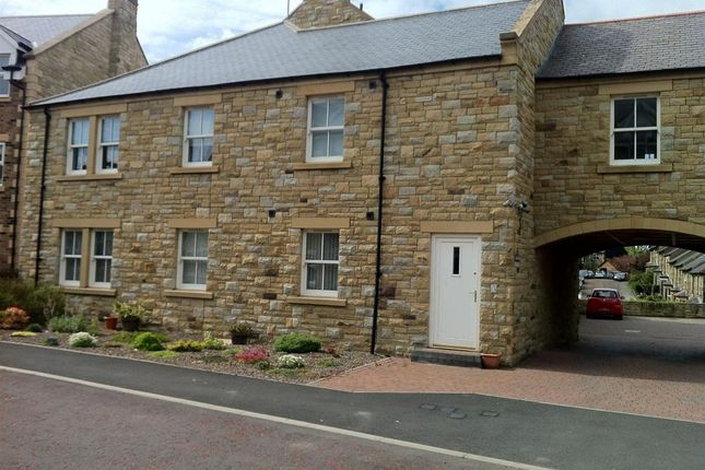 Thumbnail Flat for sale in Park View, Alnwick