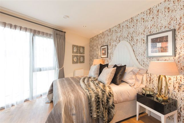 Thumbnail 1 bed flat for sale in Altitude, Hornsey