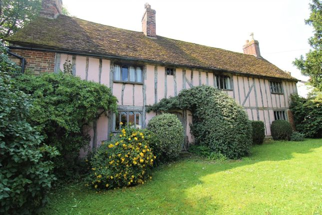 Thumbnail Cottage for sale in Station Road, Tempsford, Sandy