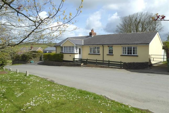 3 bed detached bungalow for sale in Shebbear, Beaworthy