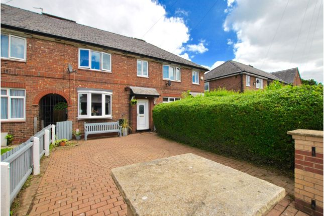 Thumbnail Terraced house for sale in Woodstock Road, Altrincham