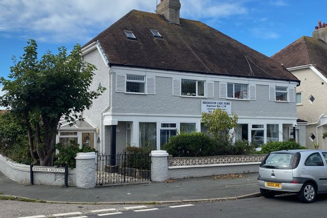 Thumbnail Commercial property for sale in Llandudno, Conwy