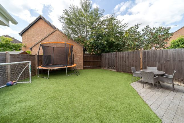 Garden of The Thatchers, Thorley, Bishop's Stortford CM23