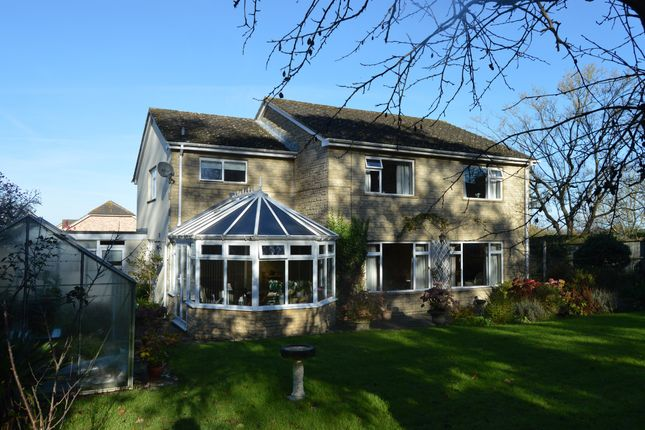Thumbnail Detached house for sale in Wyke Road, Gillingham