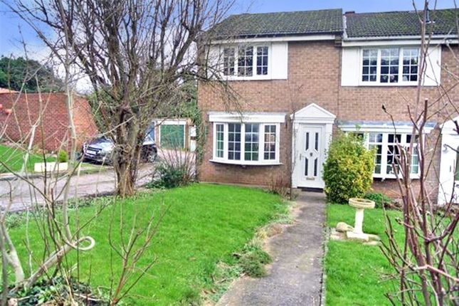 Thumbnail Terraced house to rent in Linden Grove, Sandiacre, Nottingham