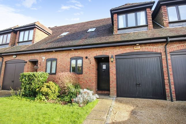 Thumbnail Terraced house for sale in Meade Court, Walton On The Hill, Tadworth, Surrey.