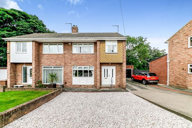 Thumbnail Semi-detached house for sale in Greenbank Drive, Sunderland