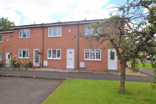 Thumbnail Terraced house for sale in Kirkmichael Gardens, Glasgow
