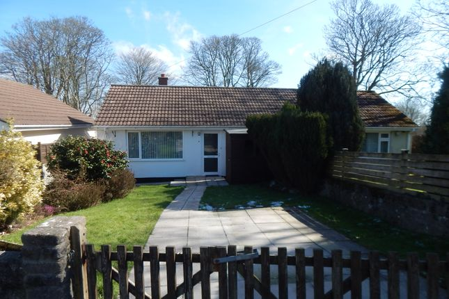 Thumbnail Semi-detached bungalow for sale in Bosawna Close, St. Day, Redruth